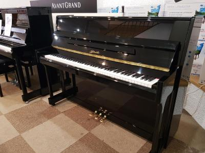 Piano neuf RITMULLER UP-110 NOIR (Disponible)
