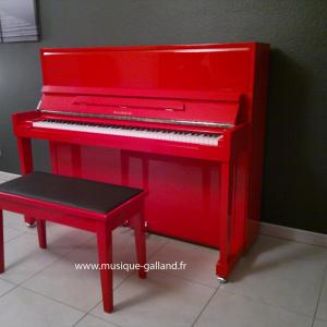 118 harmonie rouge
