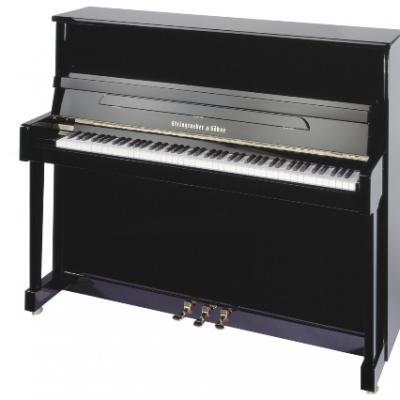 Piano neuf Steingraeber & Söhne CONCERT-122T-NB noir brillant