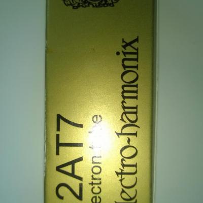 12AT7 / ECC81  EH-GOLD  Electro-Harmonix