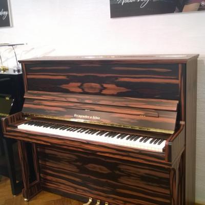 Piano neuf Steingraeber & Söhne CONCERT-130T-PS ébène de Macassar