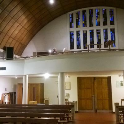 ECCLESIA T-150 JOHANNUS orgue d'Eglise 26 jeux  avec CAISSON-SP5