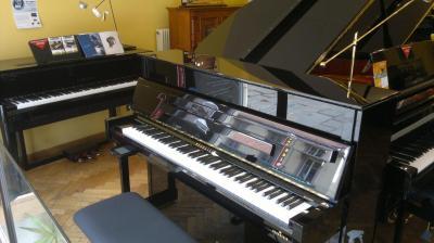 BECHSTEIN  ACCENT-116 Piano droit de Conservatoire