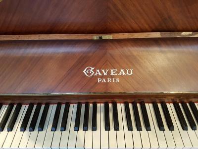 GAVEAU Piano droit d'occasion  126cm 1920