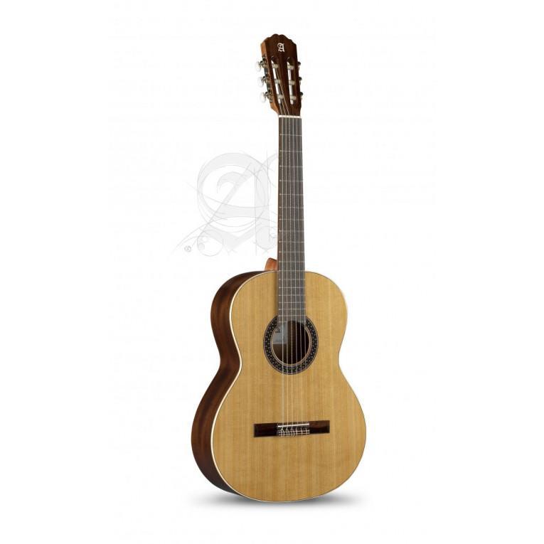 3alhambra 1c ht hybrid terra guitare classique