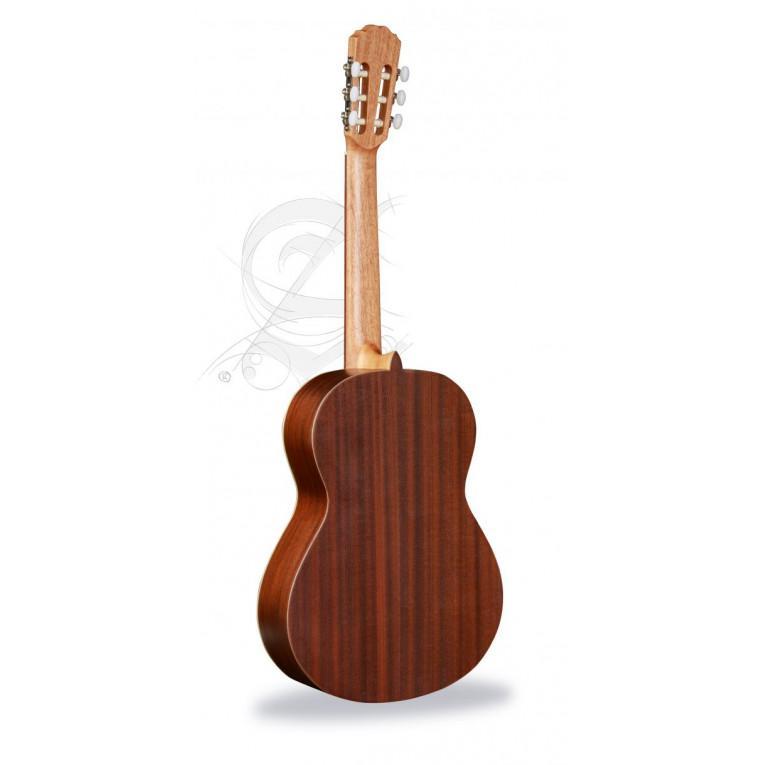 4alhambra 1c ht hybrid terra guitare classique 1