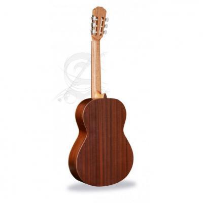 Alhambra 1C HT Hybrid Terra Guitare Classique 7/8