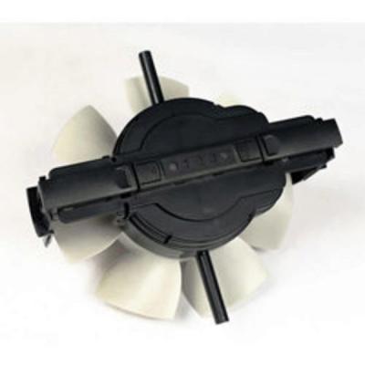 Bloc moteur et commandes pour VENTA pour LW25 et LW45 anthracite