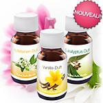 Huiles essentielles set 3 parfums 3 x 50 ml pour Humidificateurs VENTA