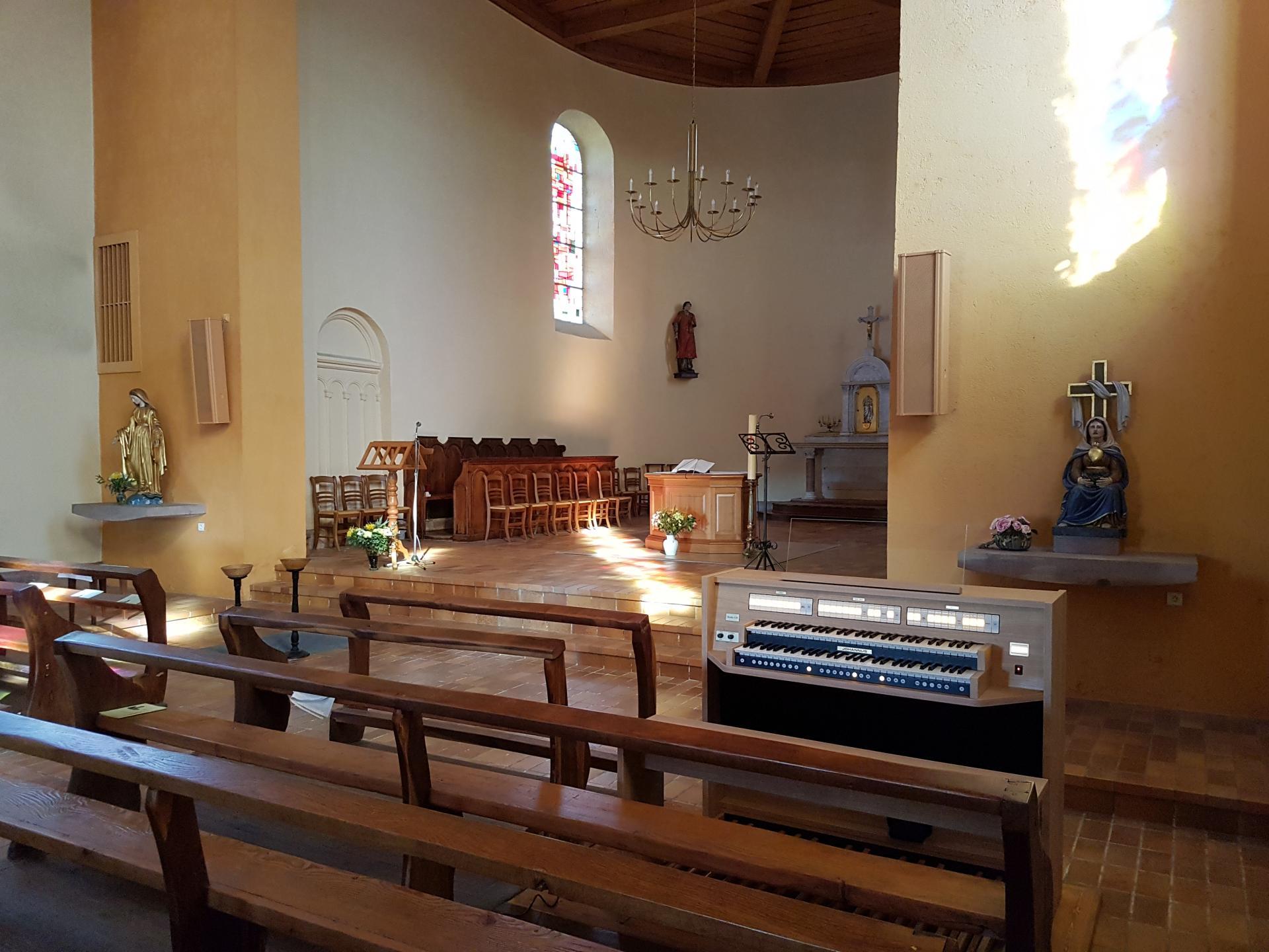 Orgue JOHANNUS STUDIO 150