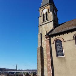 Paroisse St Marguerite à TREVENANS 90400