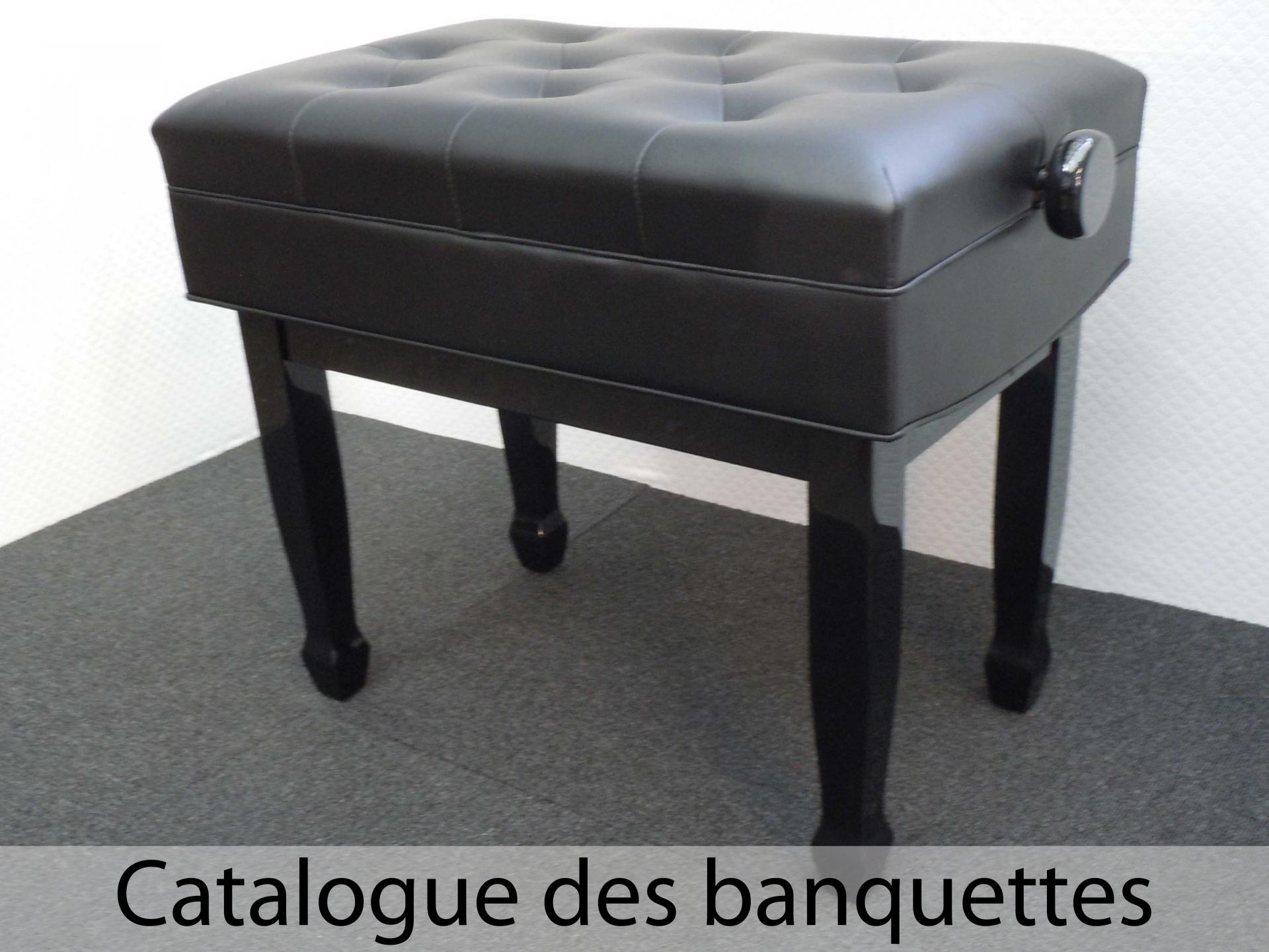 Acceuil banquettes