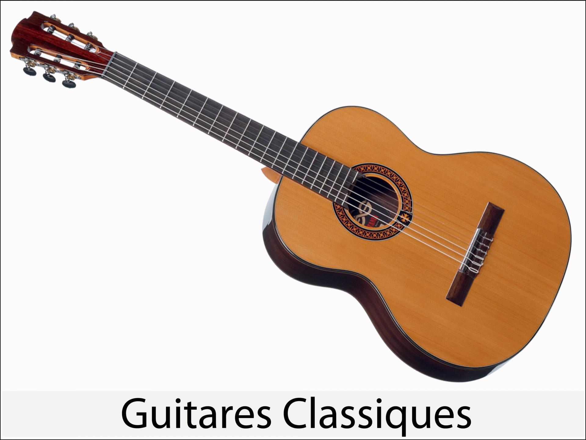 Acceuil carre guitares classiques