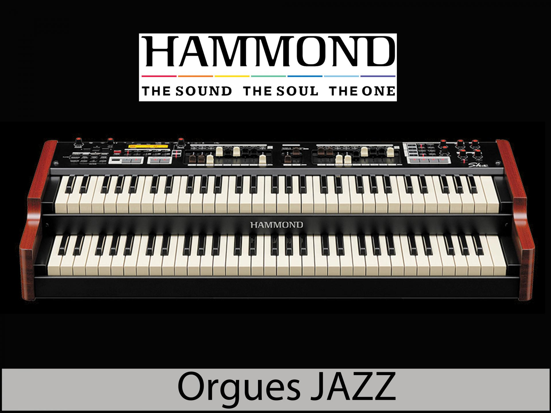 Orgues Jazz