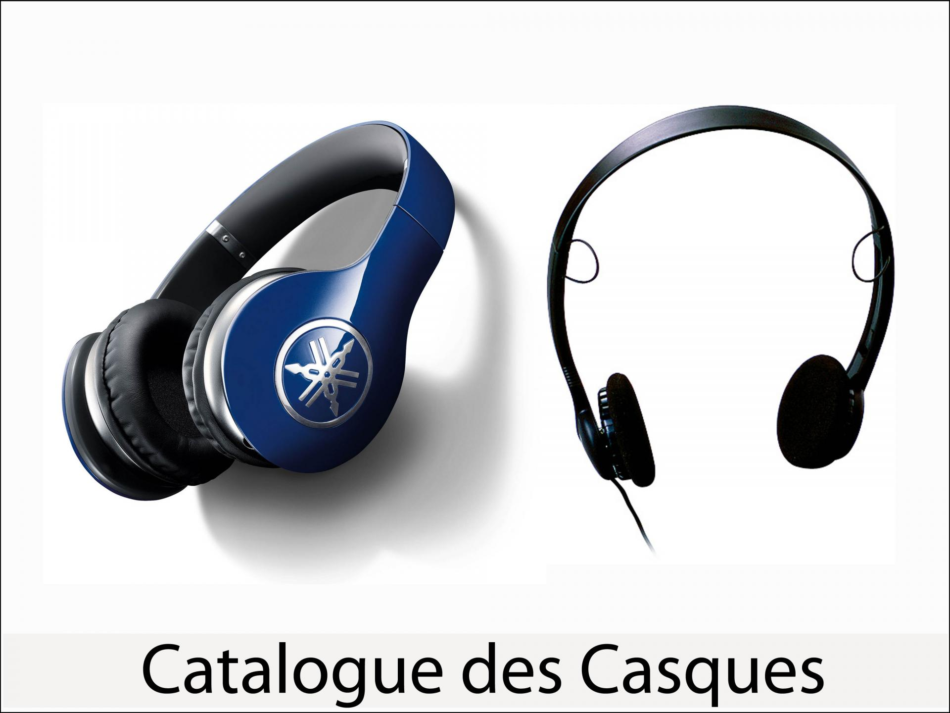 Acceuil casques