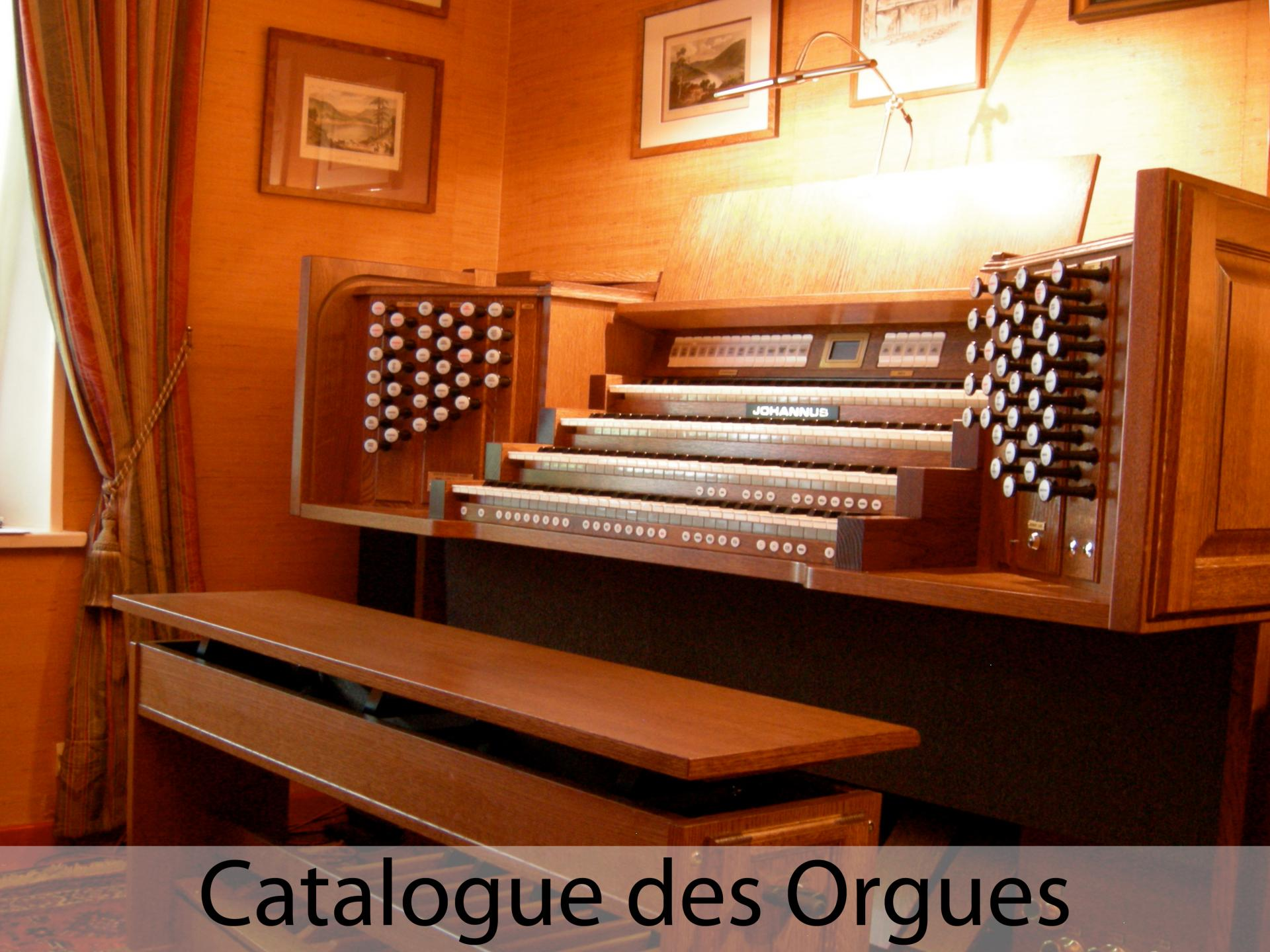 Acceuil orgues