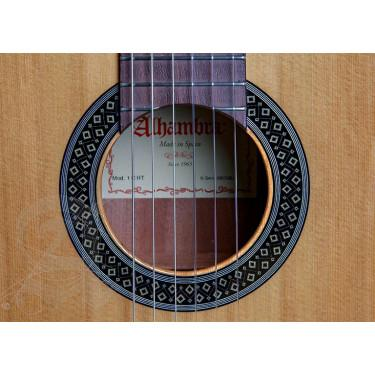 Alhambra 1c ht hybrid terra guitare classique 1