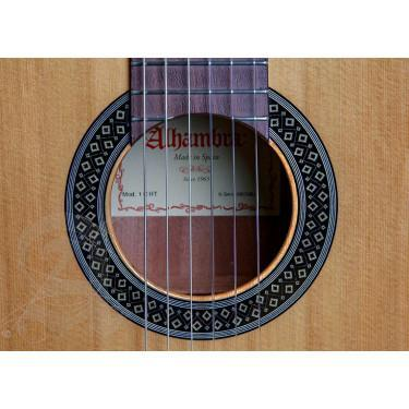 Alhambra 1C HT Hybrid Terra Guitare Classique 3/4