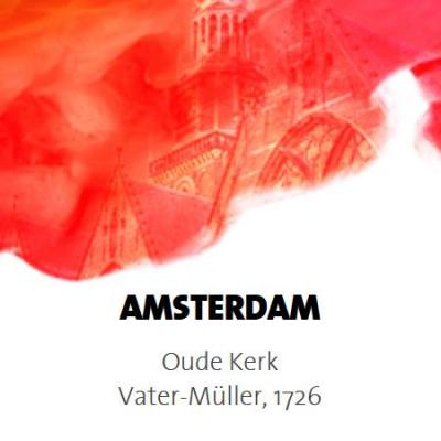AMSTERDAM  : Eglise Oude Kerk /  ECHANTILLONS