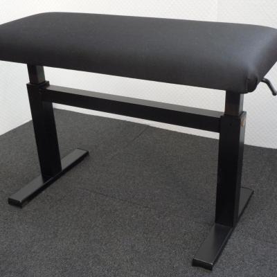 AUDITORIUM  ANDEXINGER-484V-UP77 banquette  VELOURS noir épais