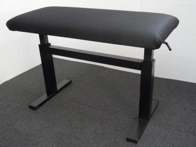 AUDITORIUM  ANDEXINGER-484V-UP77 banquette  VELOURS noir épais