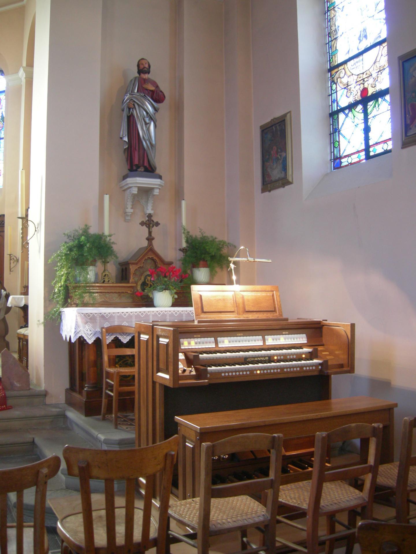 Andolsheim orgue