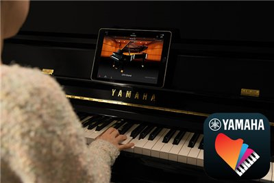 Appli smart pianiste