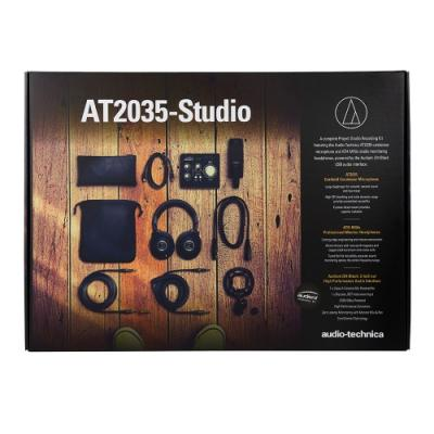 Audio Technica AT2035 Studio Pack