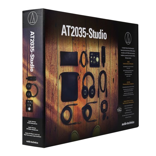 At2035 studio audio technica