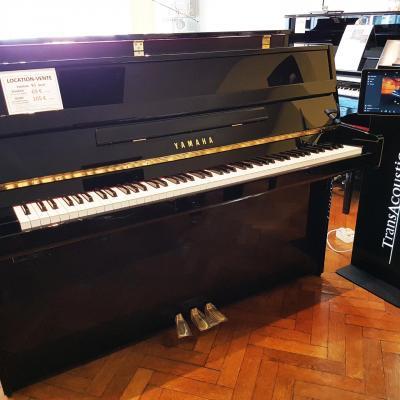 Piano neuf YAMAHA  B1-SC2-NOIR SILENT 110cm