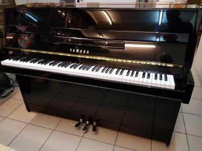 Piano d'occasion YAMAHA B1-NOIR  110cm (Disponible)