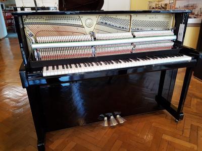 LOCATION d'un piano droit neuf 113cm YAMAHA B2-SILENT