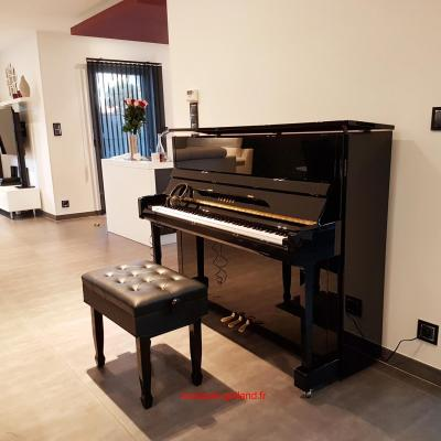 Piano neuf YAMAHA B3-SC2-NOIR 121 cm avec SILENT (Arrivage02/2022)