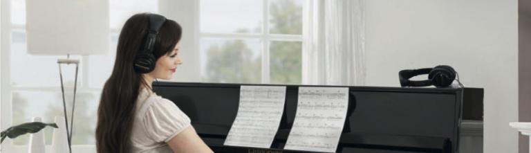 Bandeau pianodisc