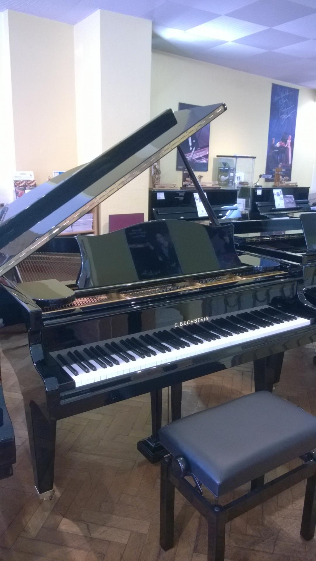 c bechstein concert b l167 piano queue d 39 occasion. Black Bedroom Furniture Sets. Home Design Ideas