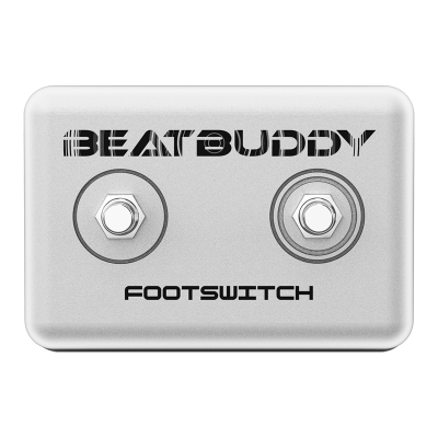 Pédale Dual Footswitch BEATBUDDY  BB004