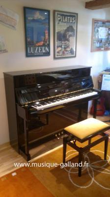 BECHSTEIN ACCENT-116-VARIO Piano droit de Conservatoire