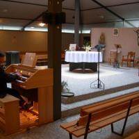 EGLISE Saint PAUL à BESANCON ( orgue OPUS )