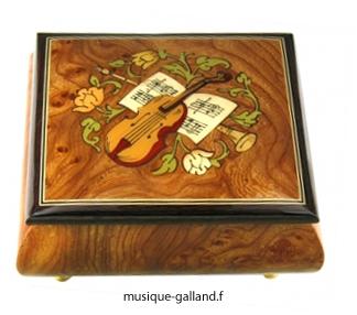 Boite a musique 18400