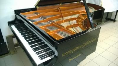 BOSENDORFER piano à queue 3/4 CONCERT C225 OCCASION finition noir brillant