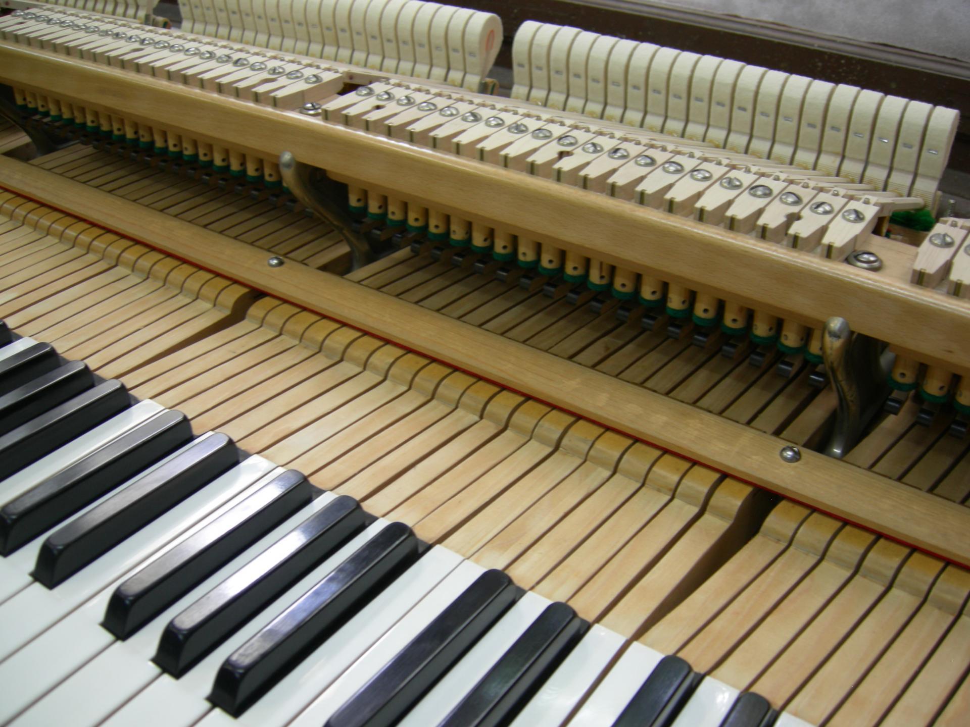 Bosendorfer clavier ap