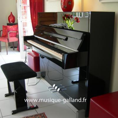 Piano neuf SCHIMMEL C116-MODERN NOIR