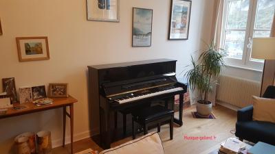 Piano neuf SCHIMMEL C116-T-TWINTONE NOIR système casque (Disponible)