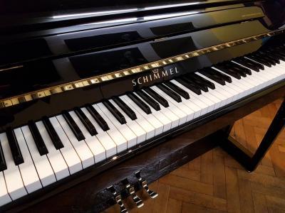 SCHIMMEL piano neuf C121-EM Elegance Manhattan  avec mécanique RENNER