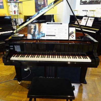 Piano à queue YAMAHA  C1X-TA2-PE noir brillant 161cm TRANSACOUSTIC