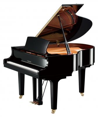 Piano à queue YAMAHA C1X-SH2 noir brillant SILENT  161 cm (Disponible)