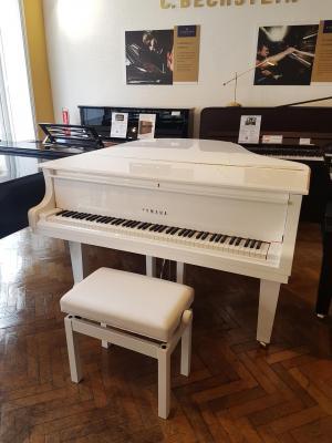 Piano à queue YAMAHA C2X-PWH 173 cm blanc brillant (Disponible)
