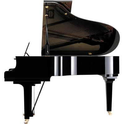 Piano à queue YAMAHA C3X-SH2 SILENT noir brillant 186cm