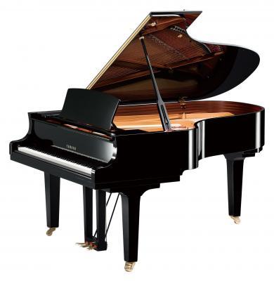 YAMAHA C5X-PE piano à queue gamme conservatoire 200 cm noir