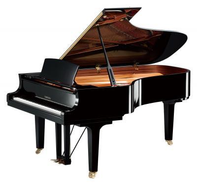 YAMAHA C7X-PE piano à queue gamme conservatoire 227 cm noir